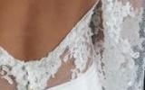 Robe de mariée unique sur mesure